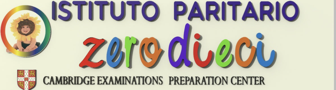 Logo perISTITUTO PARITARIO ZERO DIECI